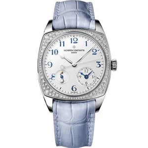 Vacheron Constantin Harmony Dual Time Automatic Limited Edition 37Mm Ladies (7805S/000G-B052) - Watches Boston