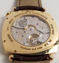 Load image into Gallery viewer, Vacheron Constantin Historiques American 1921 Madison Ny Boutique Edition (82035/000J-9717) - Watches Boston