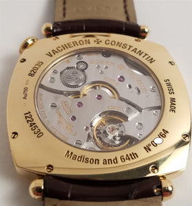 Vacheron Constantin Historiques American 1921 Madison Ny Boutique Edition (82035/000J-9717) - Watches Boston