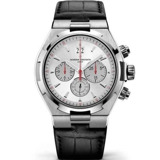 Vacheron Constantin Oversea Chronograph Stainless Steel 42Mm (49150000A-9017) - Watches Boston