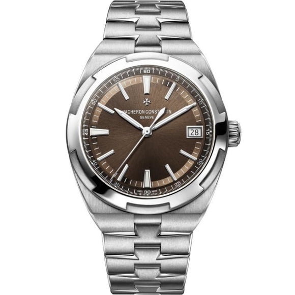Vacheron Constantin Overseas Automatic 41Mm Stainless Steel (4500V/110A-B146) - Watches Boston