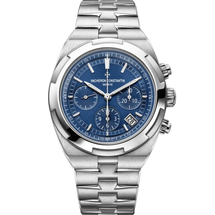 Vacheron Constantin Overseas Automatic Chronograph 42.5Mm Stainless Steel (5500V/110A-B148) - Watches Boston