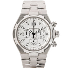 Load image into Gallery viewer, Vacheron Constantin Overseas Chrongraph Stainless Steel 42mm (49150/B01A-9095) - Boston