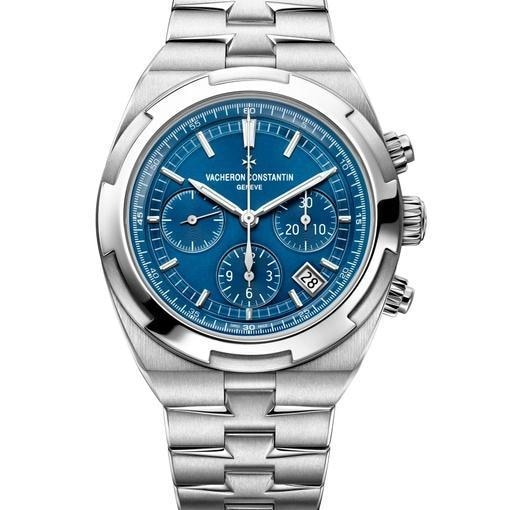 Vacheron Constantin Overseas Stainless Steel (5500V/110A-B148) - Boston
