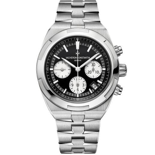 Vacheron Constantin Overseas Stainless Steel (550V/110A-B481) - Boston