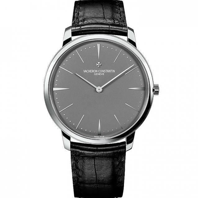 Vacheron Constantin Patrimony 40Mm Manual Platinum (81180/000P-9593) - Watches Boston