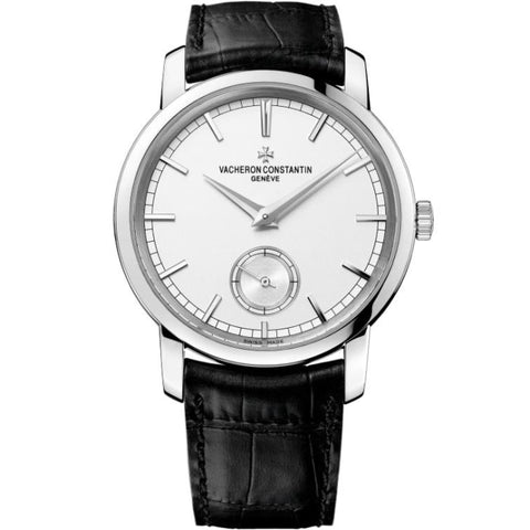Vacheron Constantin Traditionnelle Manual Small Seconds 38Mm White Gold (82172/000G-9383) - Watches Boston