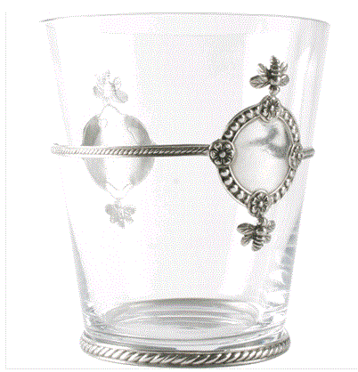 Vagabond Arche Of Bees Ice Bucket - Home & Decor Boston