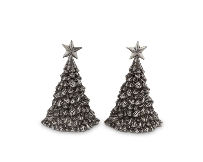Vagabond Christmas Tree Salt & Pepper Shaker - Gifts Boston