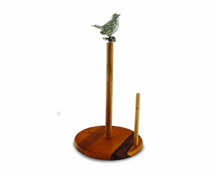 Vagabond House Song Bird Towel Holder - HOME & DECOR Boston