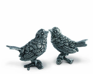 Vagabond House Song Birds Salt & Pepper Shakers - HOME & DECOR Boston