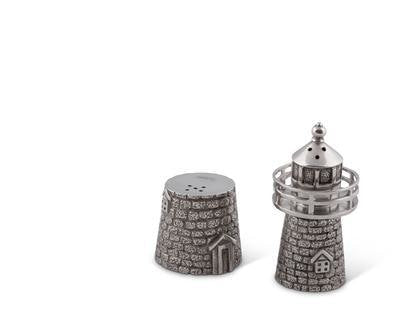 Vagabond Lighthouse Salt & Pepper Set - Home & Decor Boston