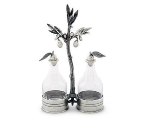 Vagabond Olive Oil & Vinegar Set - Home & Decor Boston