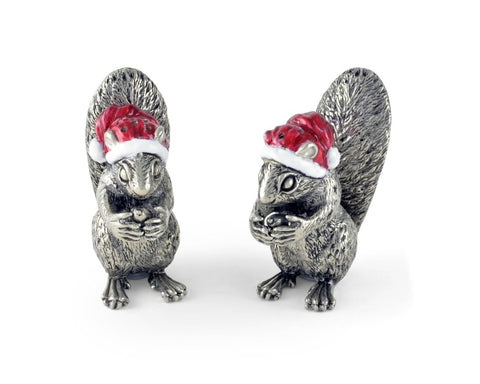 Vagabond Squirrels Salt & Pepper Shaker - Gifts Boston