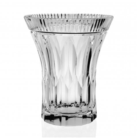 W. YEOWARD CRYSTAL CRISTINA 8 FLOWER VASE - HOME & DECOR Boston