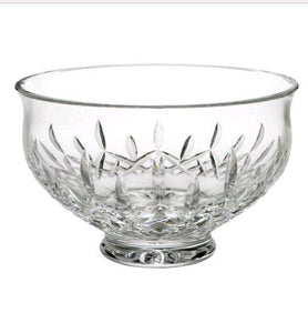 Waterford Footed Bowl - 10 Inch (1 Remaining) - Engagement Boston