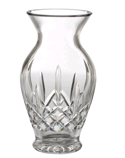 Waterford Lismore 10 Vase (1 Available) - Engagement Boston
