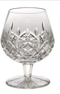 Waterford Lismore Brandy Balloon Glass - Home & Decor Boston