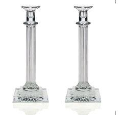 William Yeoward Crystal Anita Candlesticks Set of 2 - HOME & DECOR Boston