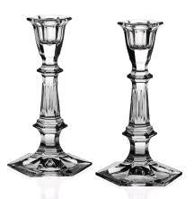 William Yeoward Crystal Esme Candlesticks Set of 2 - HOME & DECOR Boston