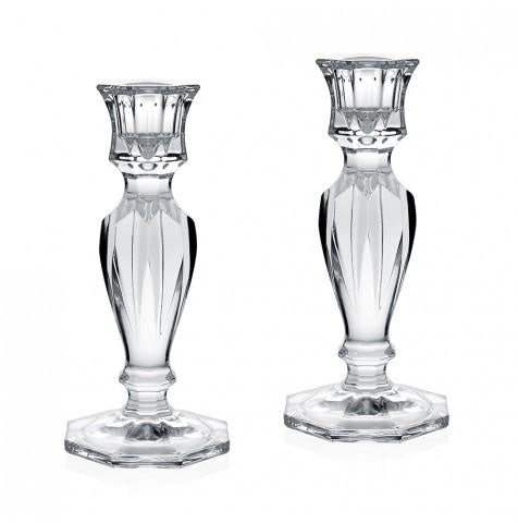 William Yeoward Crystal Mimi Candlesticks - HOME & DECOR Boston
