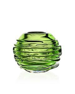 William Yeoward Studio Miranda Mini Glass Vase (Citrine) - HOME & DECOR Boston