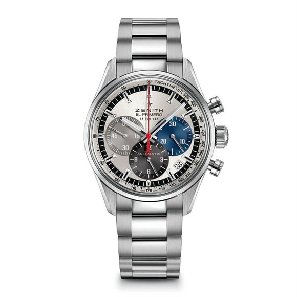 Zenith Chronomaster El Primero 38Mm Stainless Steel (03.2150.400/69.m2150) - Watches Boston