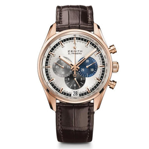 Zenith Chronomaster El Primero 42Mm Rose Gold (18.2043.400/69.c494) - Watches Boston