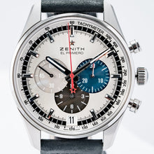 Load image into Gallery viewer, Zenith Chronomaster El Primero Chronograph Stainless Steel 42mm (03.2040.400/69.C494) - Boston