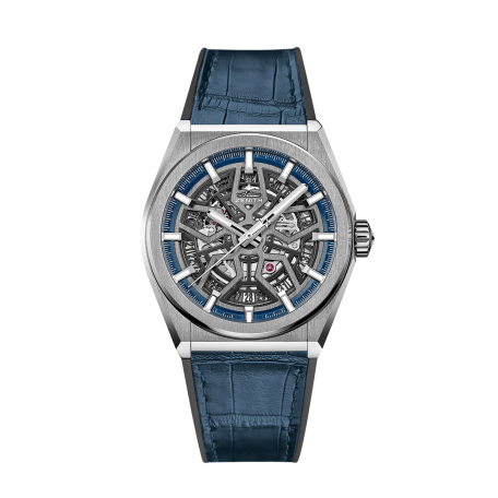 Zenith Defy Classic 41Mm Titanium (95.9000.670/78.r584) - Watches Boston