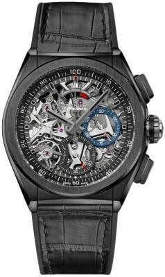 Zenith Defy El Primero 21 44Mm (49.9000.9004/78.r582) - Watches Boston