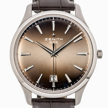 Load image into Gallery viewer, Zenith Elite Captain Central Second Stainless Steel 40Mm (03.2020.670/22.c498) - Watches Boston