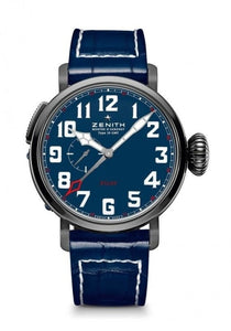Zenith Pilot Type 20 Extra Special Gmt 48Mm Dlc Titanium (96.2436.693/51.c779) - Watches Boston
