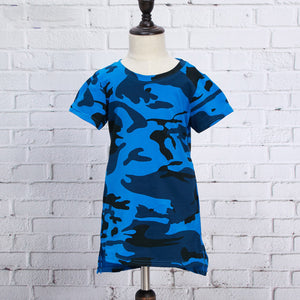 Camouflage Printing Family Outfits