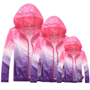 Daddy Mommy Kids Sun Protective Coat