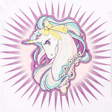 Load image into Gallery viewer, Mom Girl Unicorn Embroidered Matching T-Shirt