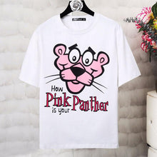 Load image into Gallery viewer, Mom Girl Cartoon Animals Letters Pattern Matching T-Shirt