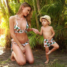 Load image into Gallery viewer, Pineapple Prints Family Matching Swimwear