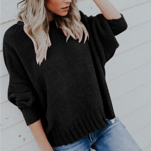 Backless Cross Lace Up Long Sleeve Sweater