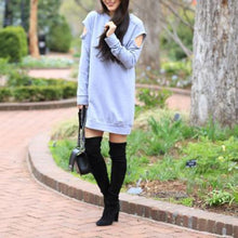 Load image into Gallery viewer, Autumn And Winter Loose Long-Sleeved Sweatshirts
