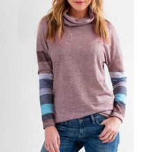 Load image into Gallery viewer, Women Casual Long Sleeve Sweatershirts