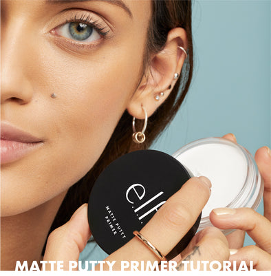 Matte Putty Primer Tutorial