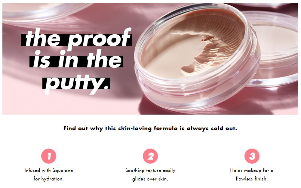 Poreless Putty Primer