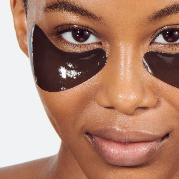 Charcoal Hydrogel Under Eye Masks - e.l.f. Cosmetics Australia