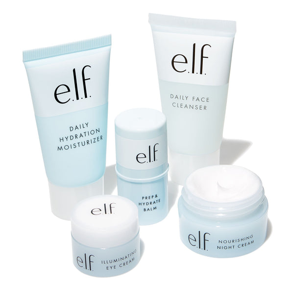 Jet Set Hydration Kit - e.l.f. Cosmetics Australia