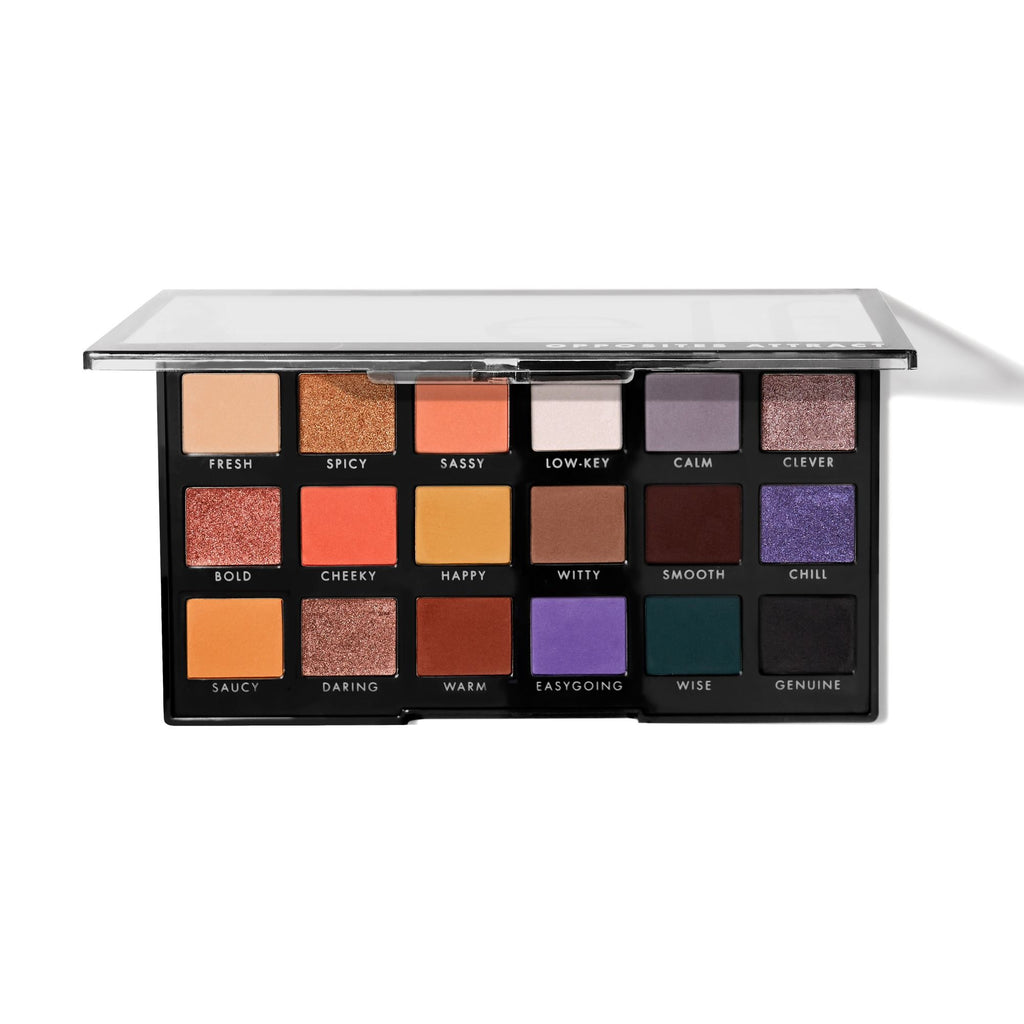 Opposites Attract Eyeshadow Palette - e.l.f. Cosmetics Australia