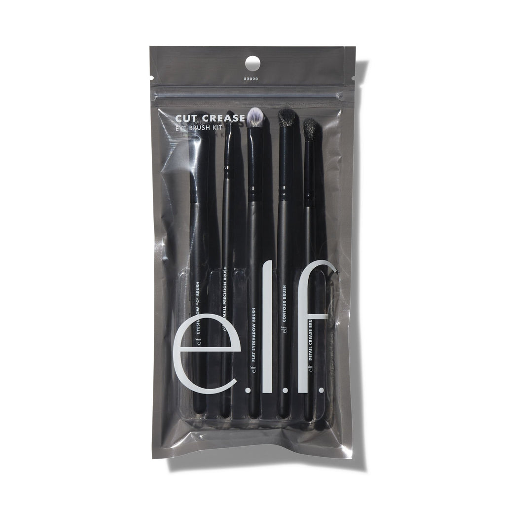 Cut Crease Eye Brush Kit - e.l.f. Cosmetics Australia