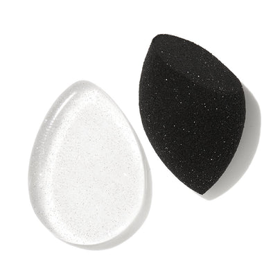 Silicone Blender Highlighting Sponge Duo - e.l.f. Cosmetics Australia