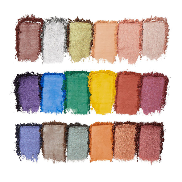 18 Hit Wonders Eyeshadow Palette - e.l.f. Cosmetics Australia