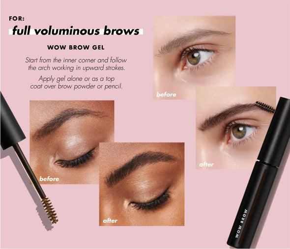 Wow Brow Gel - e.l.f. Cosmetics Australia